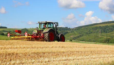 praca rolnictwo Niemcy